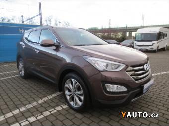 Prodám Hyundai Santa Fe 2,2 CRDI 4X4 PREMIUM LUXURY ČR