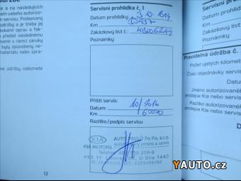 Prodám Kia Sorento 2,2 CRDI ČR PREMIUM DPH 7. MÍS