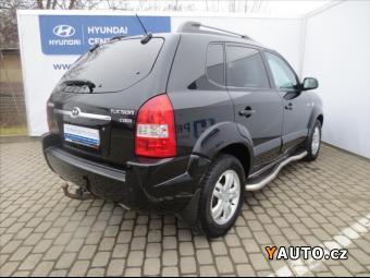 Prodám Hyundai Tucson 2,0 CRDI 4X4 ČR TAŽNÝ