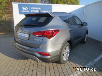 Prodám Hyundai Santa Fe 2,2 CRDI ZAMLUVENO ČR DPH ZÁR