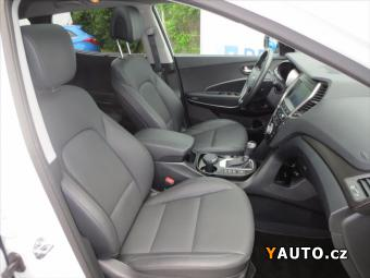Prodám Hyundai Santa Fe 2,2 CRDI REZERVACE ČR DPH ZÁRU