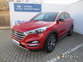 Prodám Hyundai Tucson 2,0 CRDI GO 4X4 AUTOMAT ČR DPH