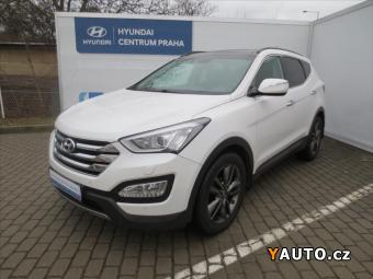 Prodám Hyundai Santa Fe 2,2 CRDI ČR DPH 1. MAJITEL SERV