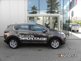 Prodám Kia Sportage 2,0 CRDi A, T 4x4 TOP
