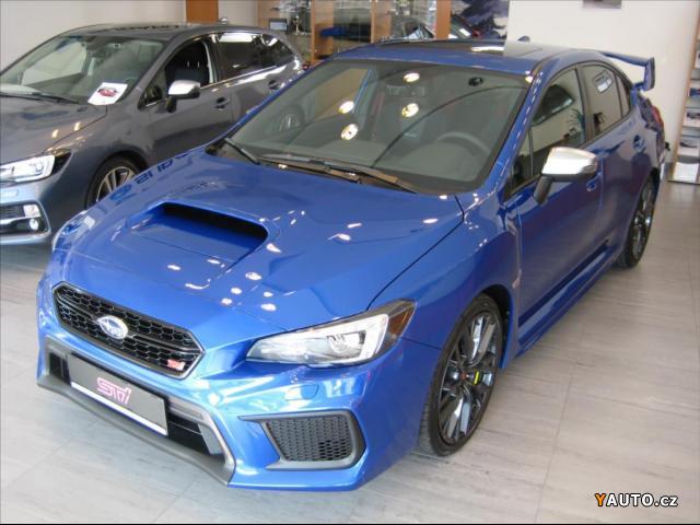 Prodám Subaru WRX STI 2,5 T SPORT MY2018 - REZERVOVÁ