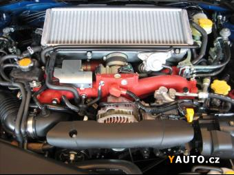 Prodám Subaru WRX STI 2,5 T SPORT MY2018 - VŮZ NA CE