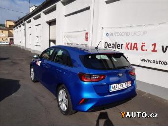 Prodám Kia Ceed 1,4 CVVT COOL