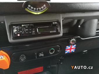Prodám Land Rover Defender 90 Td5 Hard Top