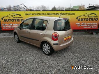 Prodám Renault Modus 1,2i 16v klima