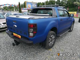 Prodám Ford Ranger 3,2 TDCi Raptor Wildtrack