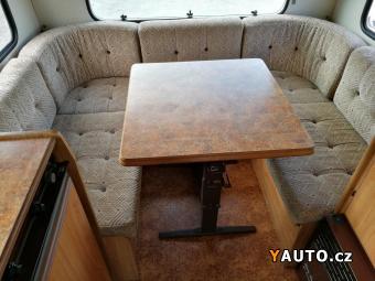 Prodám Burstner City 430