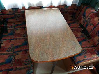 Prodám Fiat Ducato Elnagh 2,8 i. d. TD Sleek 541