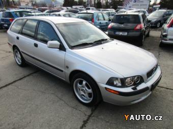 Prodám Volvo V40 1,8i AUT. KLIMA EL. OKNA ALU