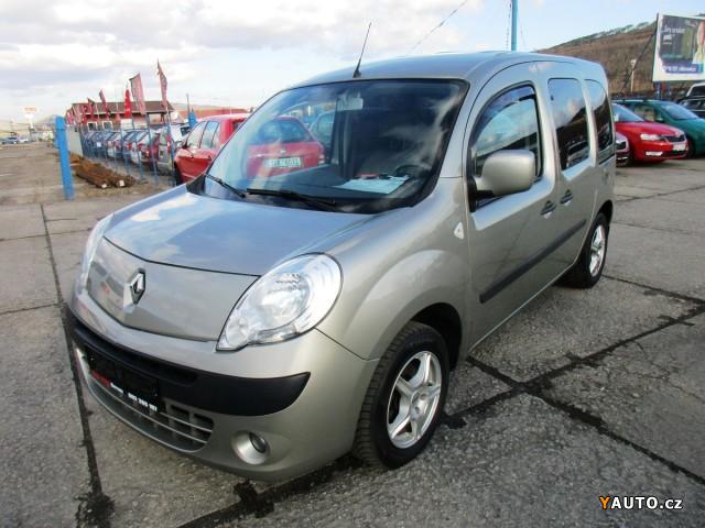 Prodám Renault Kangoo 1,6i 16V KLIMA EL. OKNA ALUKOLA