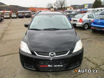 Prodám Mazda 5 2,0i KLIMA 7MIST XENONY ALU