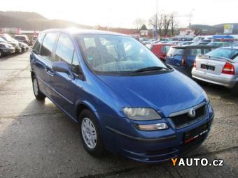 Prodám Fiat Ulysse 2,2JTD 7MIST AUT. KLIMA EL. OKNA
