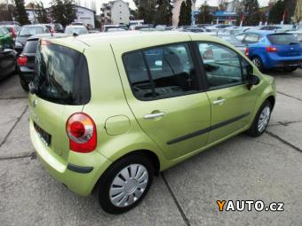 Prodám Renault Modus 1,6i 16V KLIMA EL. OKNA CENTRAL