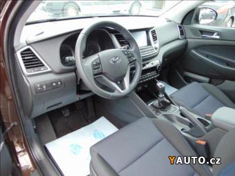 Prodám Hyundai Tucson 1,7 CRDi 85kW GoCzech