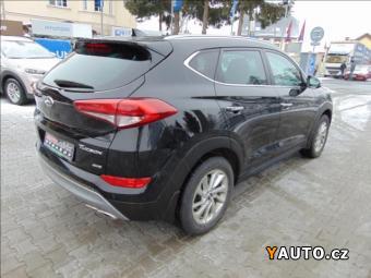 Prodám Hyundai Tucson 2,0 CRDi 100kW 4x4 STYLE