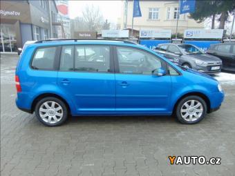 Prodám Volkswagen Touran 2,0 TDi 103kW 7MÍST dig. KLIMA