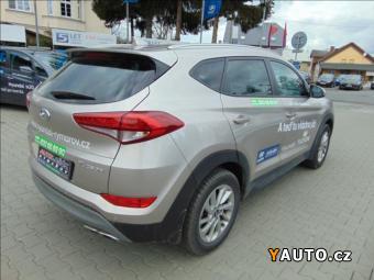 Prodám Hyundai Tucson 1,6 T-GDI 130kW TRIKOLOR