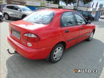 Prodám Daewoo Lanos 1,5 63kW TAŽNÉ