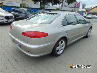 Prodám Peugeot 607 2,7 HDi 150kW AUTOMAT