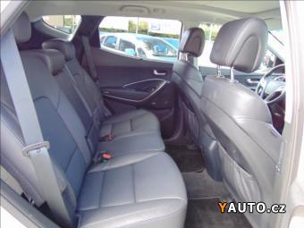 Prodám Hyundai Santa Fe 2,2 6AT TECHNOLOGY PANORAMA