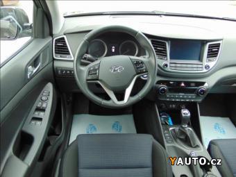 Prodám Hyundai Tucson 2,0 CRDi 100kW STYLE