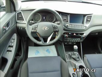 Prodám Hyundai Tucson 1,6 T-GDi 130kW 4x4
