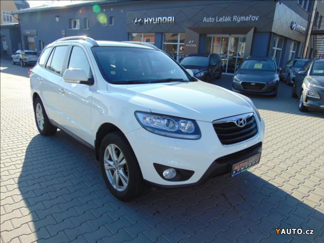 Prodám Hyundai Santa Fe 2,2 CRDi 145kW ČR TAŽNÉ