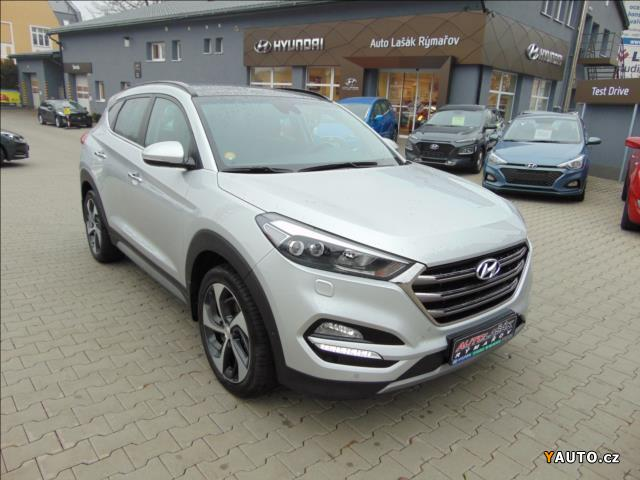 Prodám Hyundai Tucson 2,0 CRDi 136kW STYLE PREMIUM