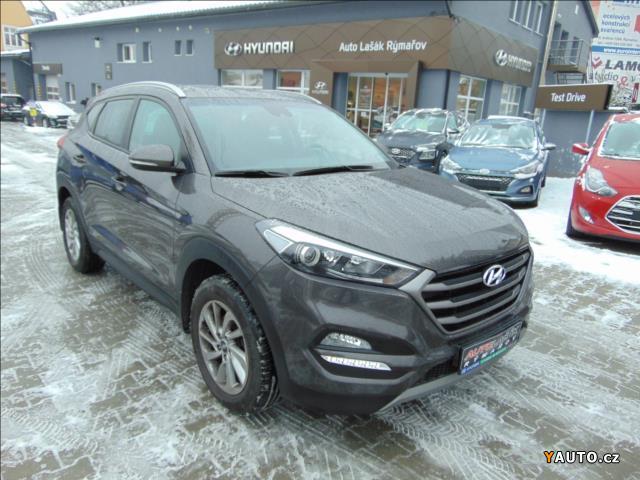Prodám Hyundai Tucson 1,7 CRDi 85kWTRIKOLOR