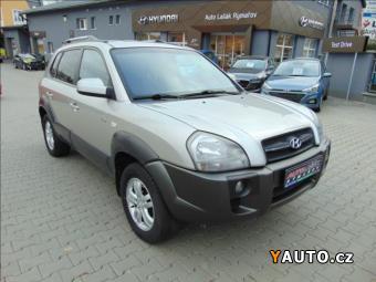 Prodám Hyundai Tucson 2,0 CRDi 103kW 4x4 TAŽNÉ