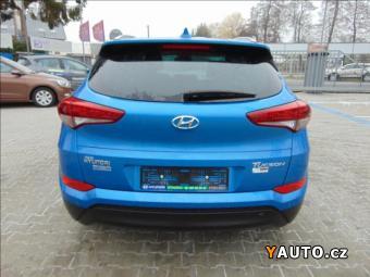 Prodám Hyundai Tucson 1,7 CRDi 85kW TRIKOLOR ZÁRUKA
