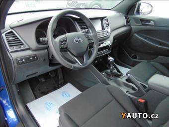 Prodám Hyundai Tucson 1,7 CRDi 85kW TRIKOLOR GO