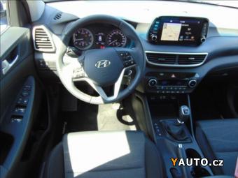 Prodám Hyundai Tucson 1,6 T-GDi TRIK TRAV NEW 2019