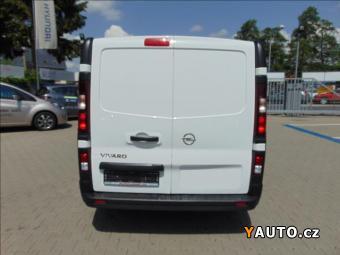Prodám Opel Vivaro 1,6 CDTi 89kW KLIMA