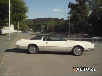 Prodám Lincoln Continental 7,5 MARK IV