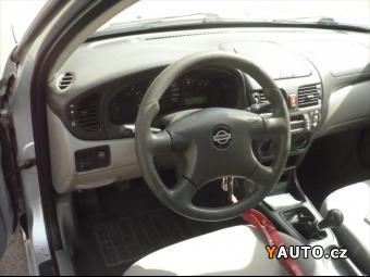 Prodám Nissan Almera 1,5 KLIMA, REZERVACE