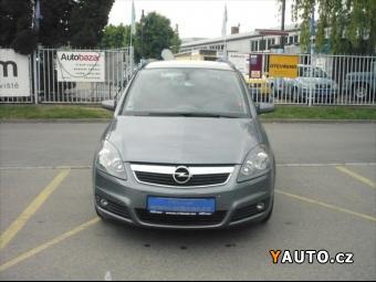 Prodám Opel Zafira 1,9 CDTI SERVISKA, AUT. KLIMA