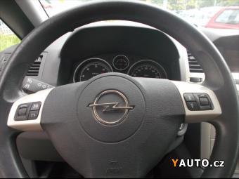 Prodám Opel Zafira 1,9 CDTI KLIMA, 7 MÍST