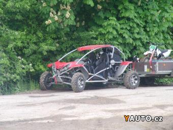 Prodám Asia Motors BUGGY -LK 500