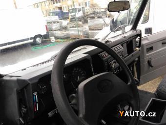 Prodám Land Rover Defender 2.5 TD5 4x4