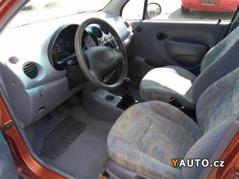 Prodám Daewoo Matiz 0.8i