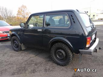 Prodám Lada Niva 1.7i LPG 4x4