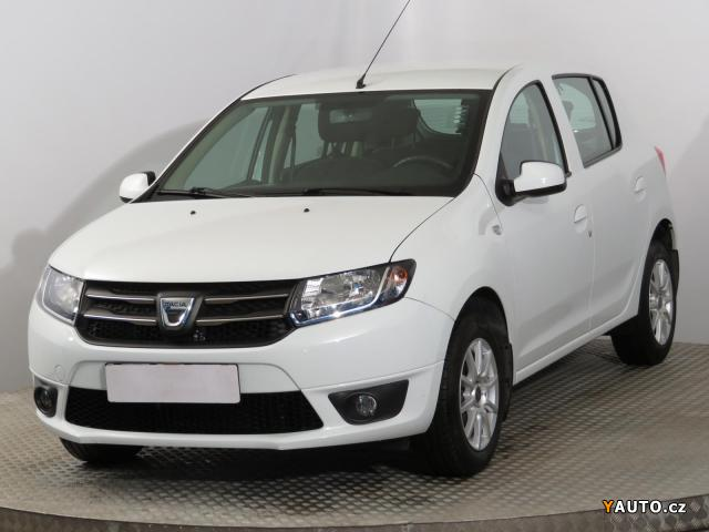 prod m dacia sandero 1 2 16v 55kw prodej dacia sandero osobn auta. Black Bedroom Furniture Sets. Home Design Ideas