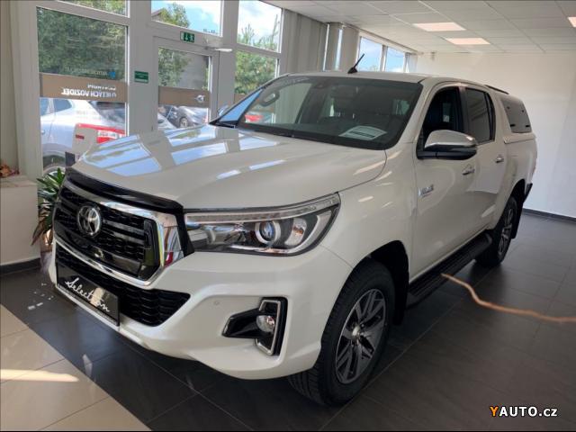 Prodám Toyota Hilux 2,4 Adventure A, T + NAVI