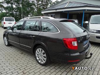 Prodám Škoda Superb 2,0TDI 103KW ELEGANCE BIXENON