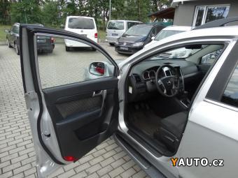 Prodám Chevrolet Captiva 2,0CDTI 110KW NAVI ALU SERVIS